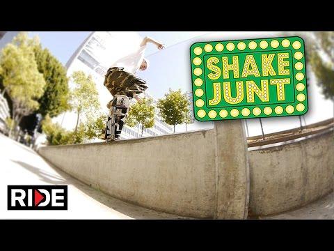 Дейн Вон для Shake Junt