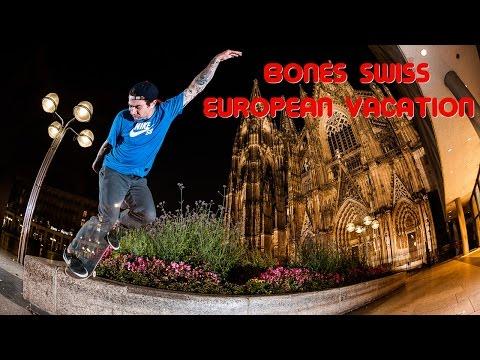 Bones Swiss в Европе