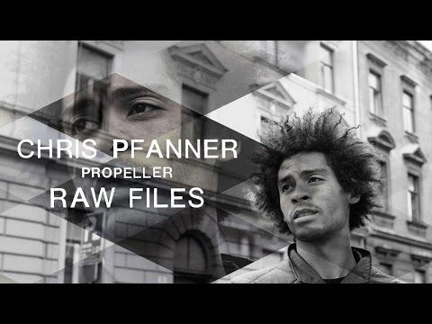 """Крис Пфаннер из """"Propeller"""""""