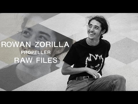 "Роуэн Зорилла из ""Propeller"""