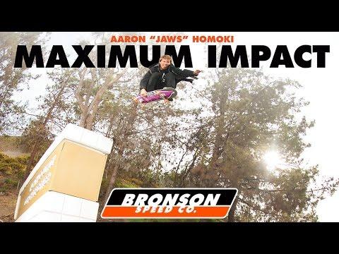 Аарон Хомоки за Bronson Speed Co