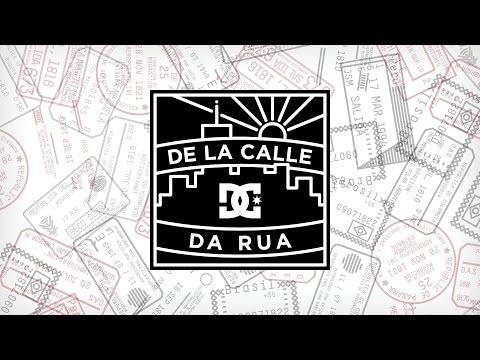 """DC """"De La Calle/Da Rua"""" трейлер"""
