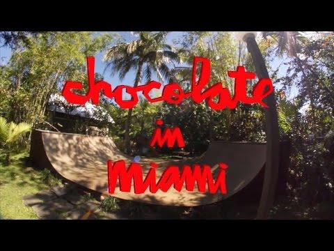 Chocolate в Майами