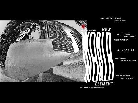 New World Element: Австралия