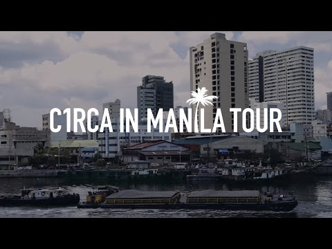 C1rca в Маниле
