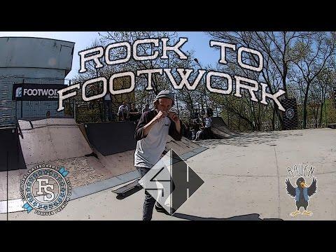 Отчёт Rock to Footwork