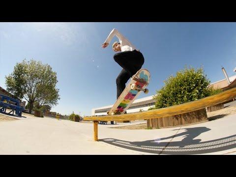 Дэниел Дюбуа за Skate Mental