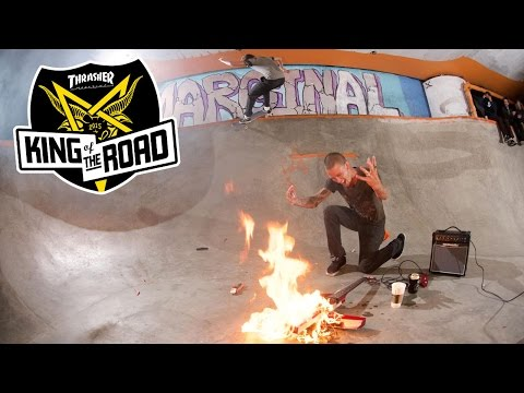 King Of The Road 2015: Эпизод 3