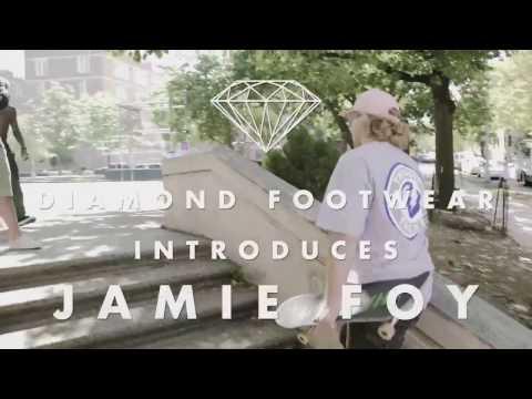 Джейми Фой за Diamond