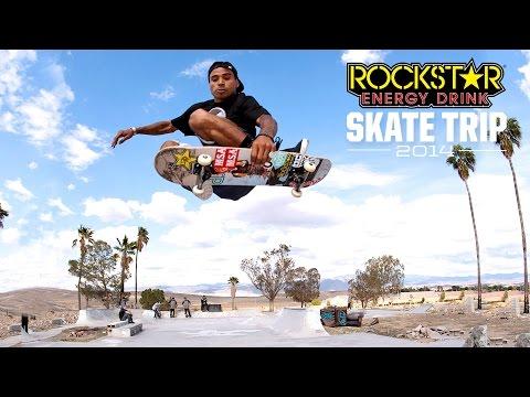 Rockstar в северной Калифорнии