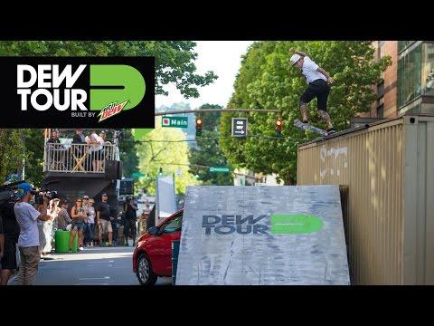 Видеоотчёт Dew Tour 2014
