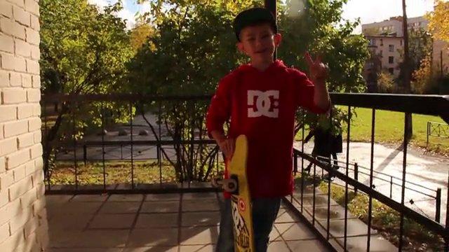 Кирилл и Паша для DC Shoes