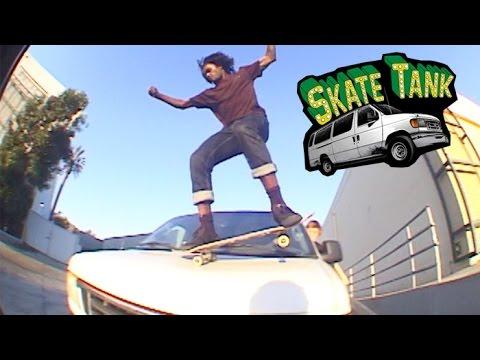"Тизер ""Skate Tank"" от Shake Junt"