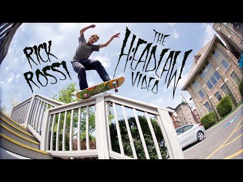 Рик Росси для Thrasher
