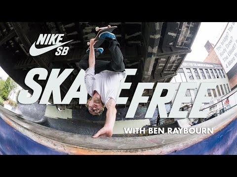 Бен Рейбоурн для Nike SB