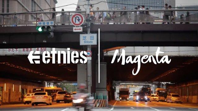 Коллаборация Etnies x Magenta