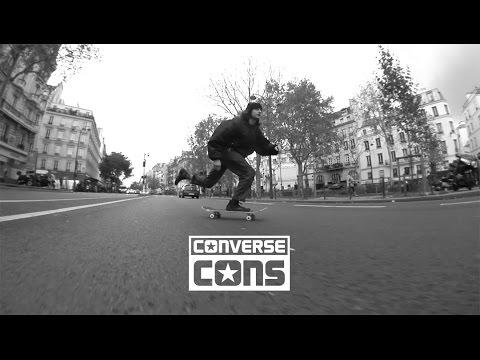 Кевин Родригес для Converse