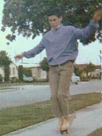 Грег Керрол, 1964 год